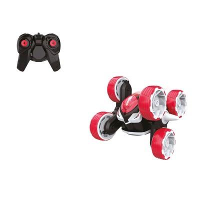 Goodly Toys RevVolt Slide N Stunt TriWheeler RC Vehicle - Red