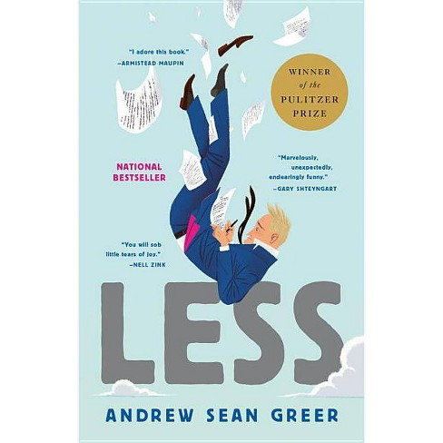 Less - by  Andrew Sean Greer (Hardcover) - image 1 of 1