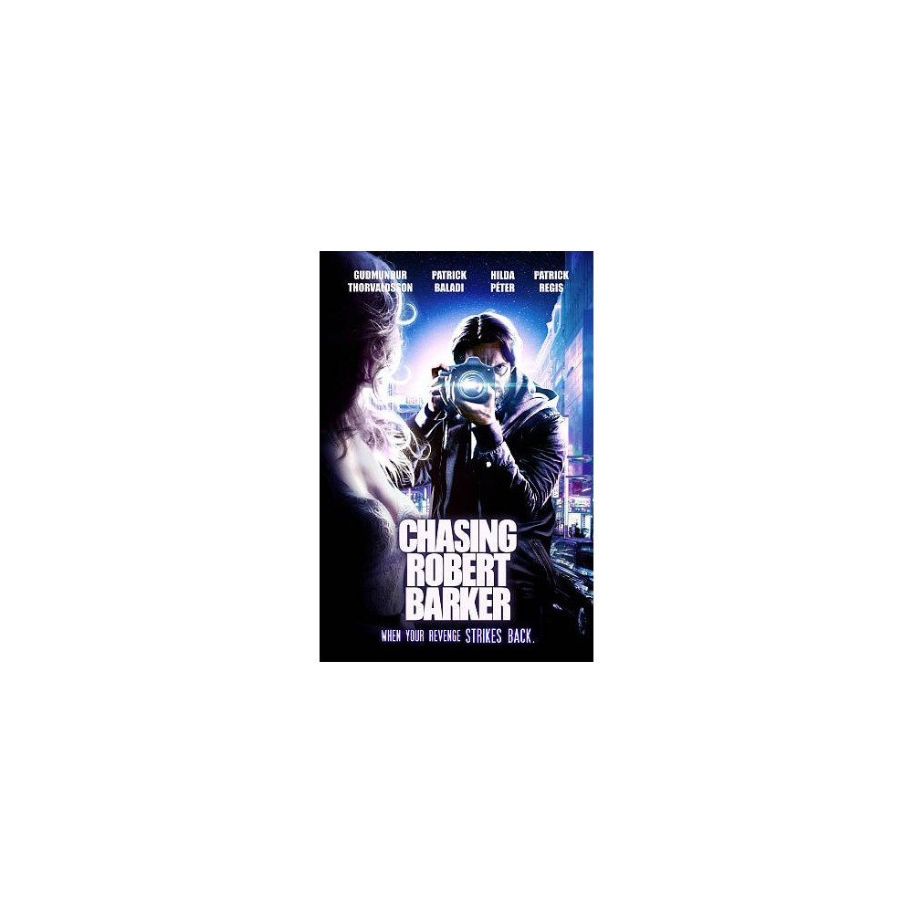 Chasing Robert Barker (Dvd)