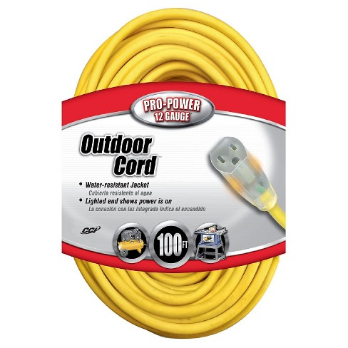 3.5x10x15 Coleman Cable Extension Cord - image 1 of 1