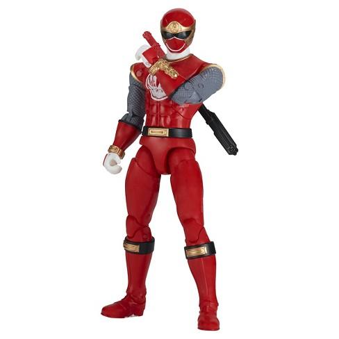 Power Rangers Legacy - Ninja Storm Red Ranger
