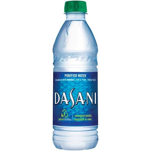 Dasani Purified Water - 6pk/16.9 fl oz Bottles - image 1 of 3