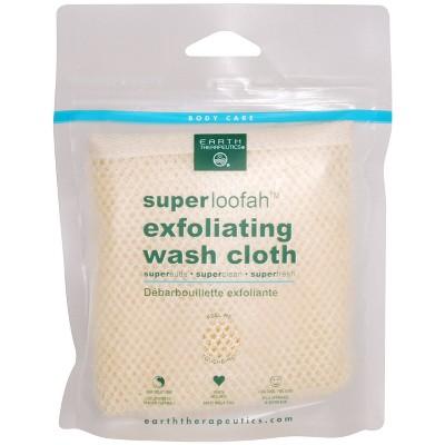 Earth Therapeutics Super Loofah Exfoliating Cloth - 1ct