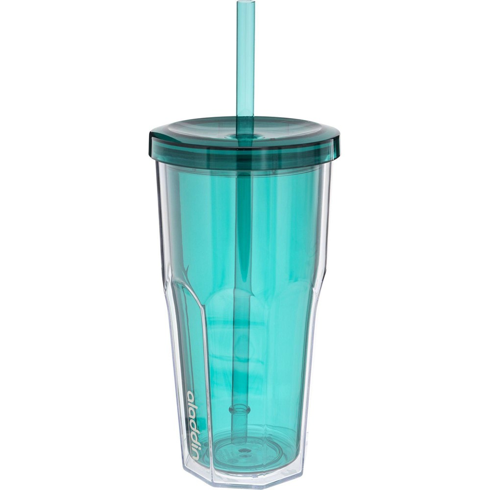 Image of Aladdin 20oz Plastic To-Go Tumbler Teal