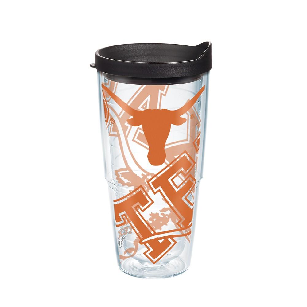 NCAA Texas Longhorns 24oz Genuine Tumbler