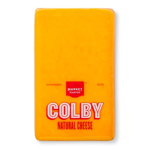Colby Cheese - Market Pantry™ - image 1 of 1