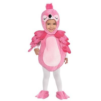 Baby Flamingo Halloween Costume