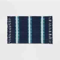 Opalhouse 17x24-inch Multi Striped Bath Rug Deals