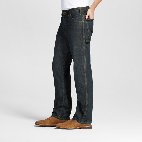 f184ddb9 Dickies® Men's Big & Tall Relaxed Straight Fit Carpenter Jeans : Target
