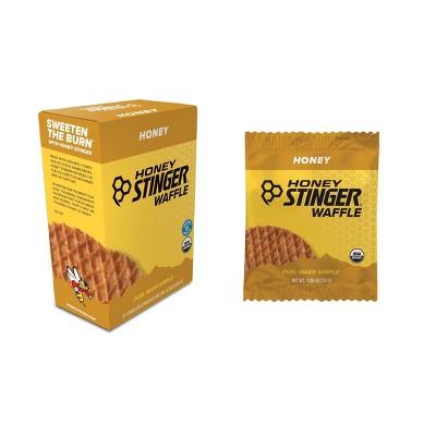 Honey Stinger Honey Waffle Nutrition Bar