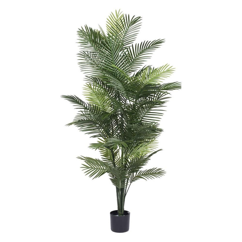 Artificial Robellini Palm Tree (UV) (6ft) Green - Vickerman