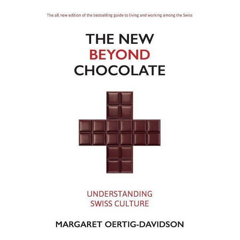 New Beyond Chocolate - by  Margaret Oertig-Davidson (Paperback) - image 1 of 1