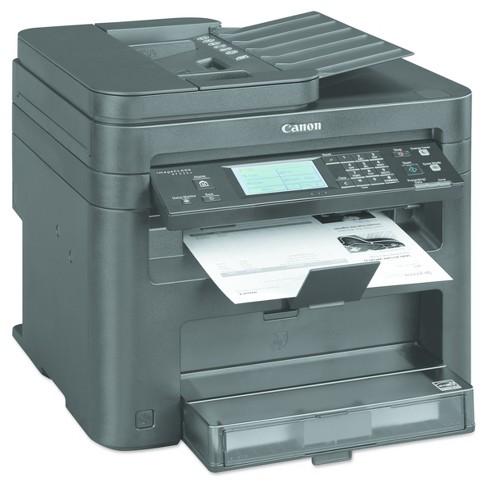Canon® imageCLASS MF236n Monochrome Multifunction Laser Printer, Copy
