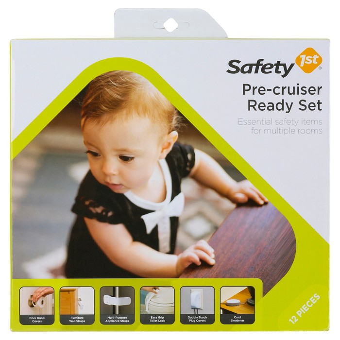 Safety 1st 174 Pre Cruiser Ready Set Target