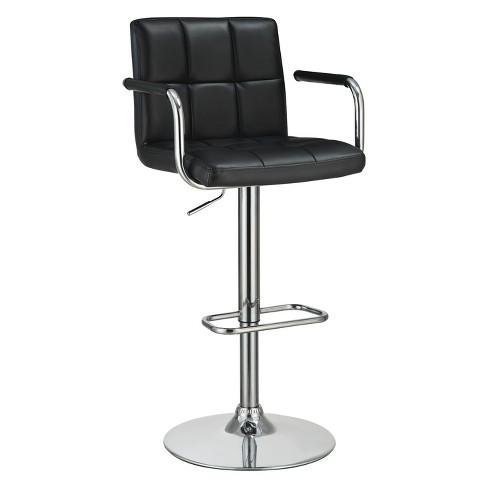 Adjustable Bar Stool - Coaster - image 1 of 1