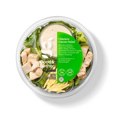 Chicken Caesar Salad Bowl - 6.5oz - Good & Gather™