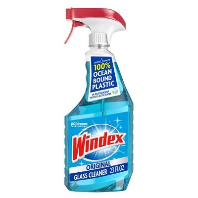 Windex Original Blue Glass Cleaner - 23 fl oz