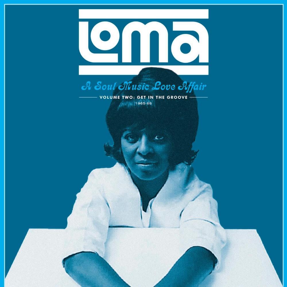 Various - Loma:Soul Music Love Affair Vol 2 Get (Vinyl)