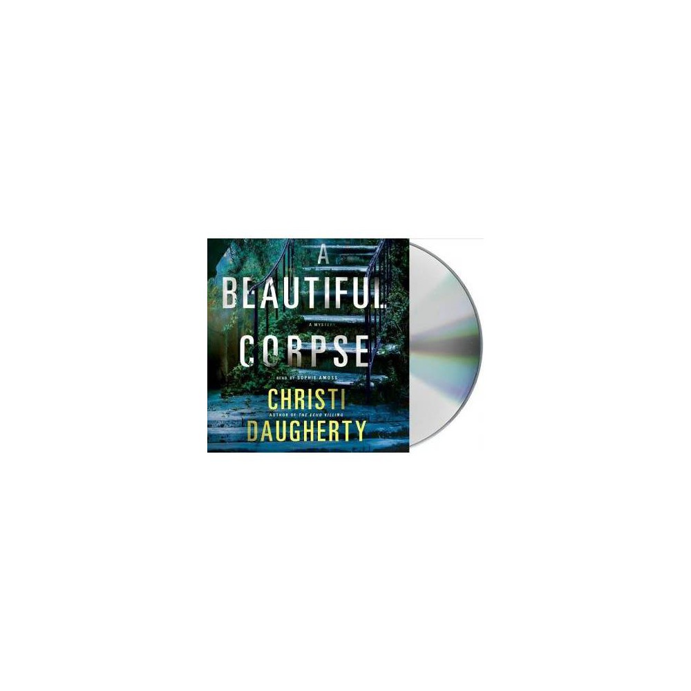 Beautiful Corpse - Unabridged (Harper McClain Mysteries) by Christi Daugherty (CD/Spoken Word)