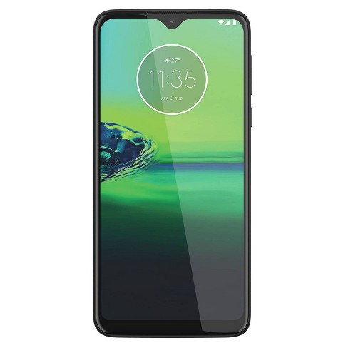 MOTO G8 Play Pre-Owned  Dual (GSM Unlocked) 32GB - Gray - image 1 of 2