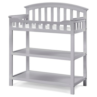 Graco® Changing Table - Pebble Gray