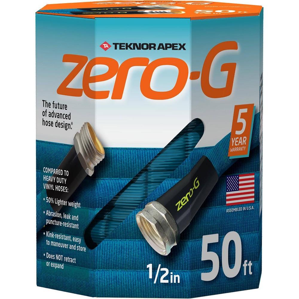 "Image of ""1/2"""" x 50' Teknor Zero-G Hose"""