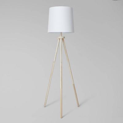 Tripod Floor Lamp Natural - Pillowfort™