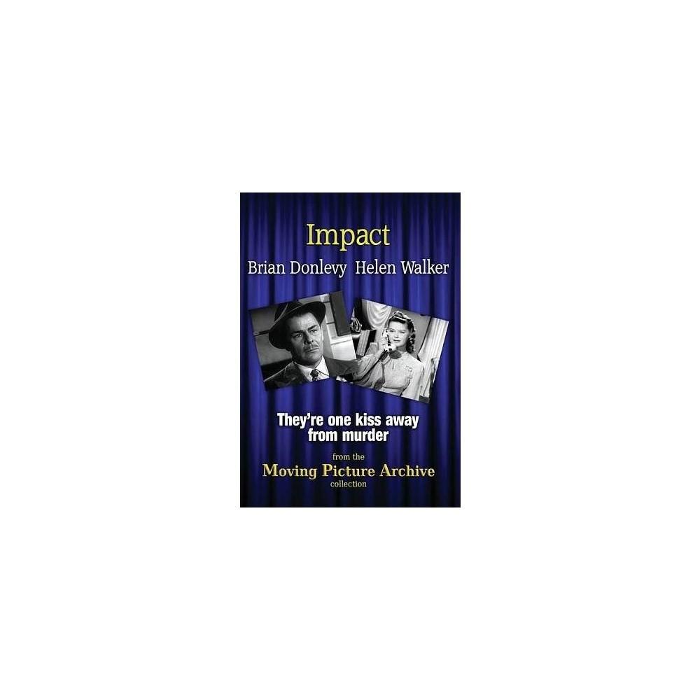 Impact (Dvd), Movies