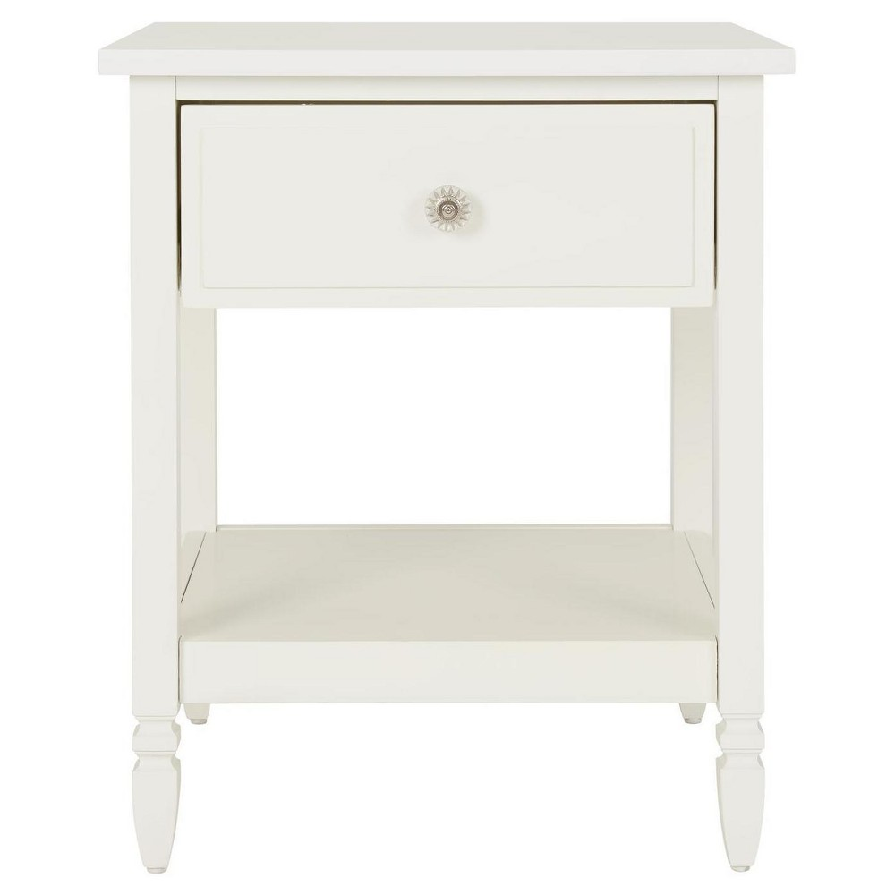 Image of Astor Nightstand White - Dorel Living