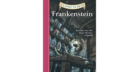Frankenstein (Abridged) (Hardcover) (Mary Wollstonecraft Shelley & Deanna Mcfadden) - image 1 of 1