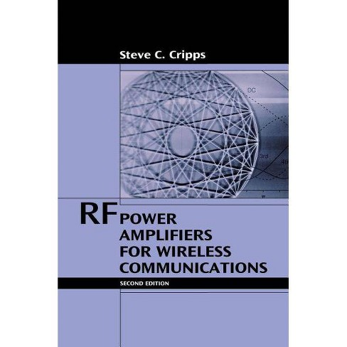 RF Power Amplifiers for Wireless Communications - (Artech House Microwave Library (Hardcover)) - image 1 of 1