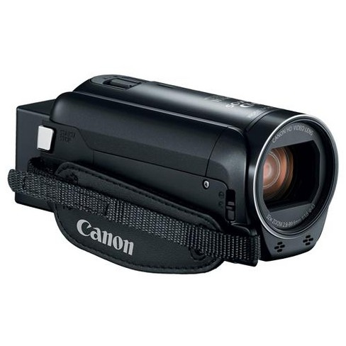 Canon VIXIA HF R800 3.28MP Full HD Camcorder, 57x Advanced Optical Zoom, Black - image 1 of 4