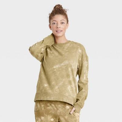 Women's Crewneck Sweatshirt - All in Motion™