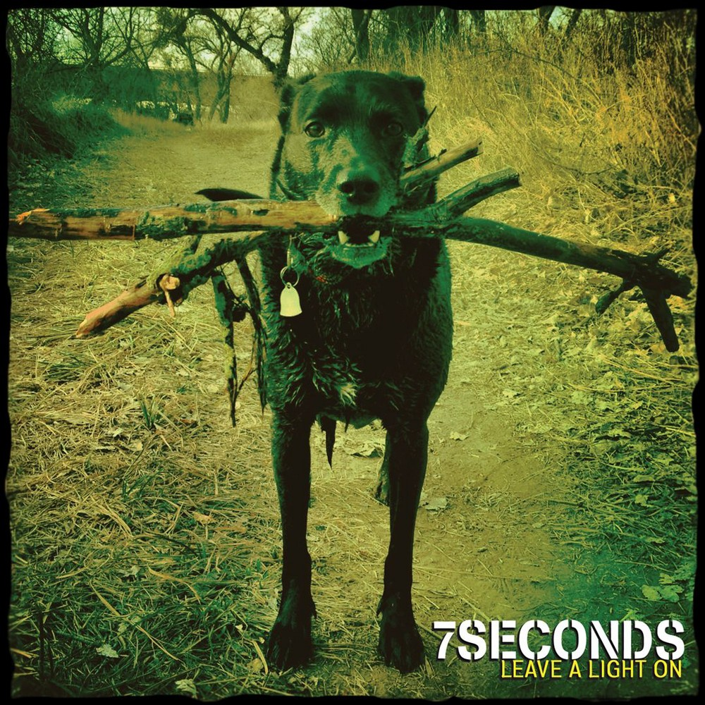 7 Seconds - Leave A Light On (Vinyl)