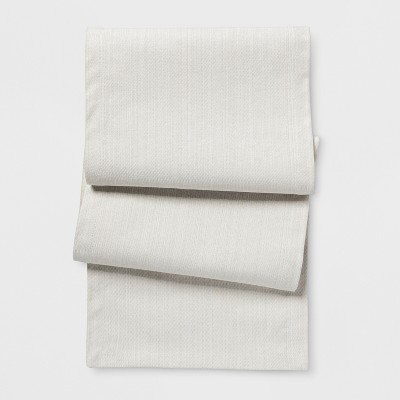 108 x14  Table Runner Ivory - Threshold™