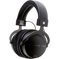 Beyerdynamic DT 1770 PRO Tesla Closed Back Premium Over-Ear Studio Headphones (Black)