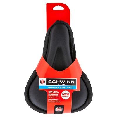 Schwinn Gel Bike Seat Cover - Black