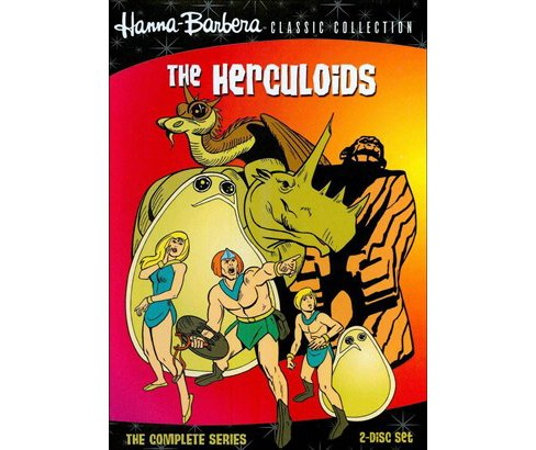 Herculoids:Complete series (DVD) - image 1 of 1