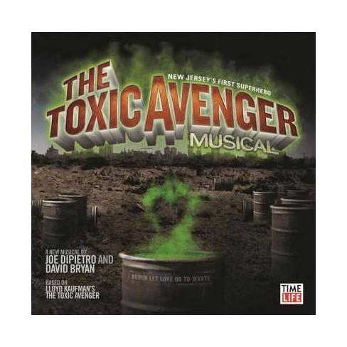 Original Cast - Toxic Avenger Musical (OCR) (CD) - image 1 of 1