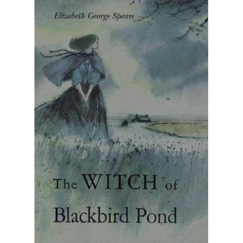The Witch of Blackbird Pond - by  Elizabeth George Speare (Hardcover) - image 1 of 1