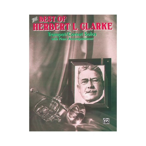 Alfred The Best of Herbert L. Clarke for Brass Book - image 1 of 1