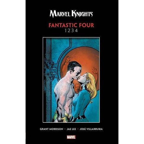 Marvel Knights Fantastic Four by Morrison & Lee: 1234 - (Paperback) - image 1 of 1