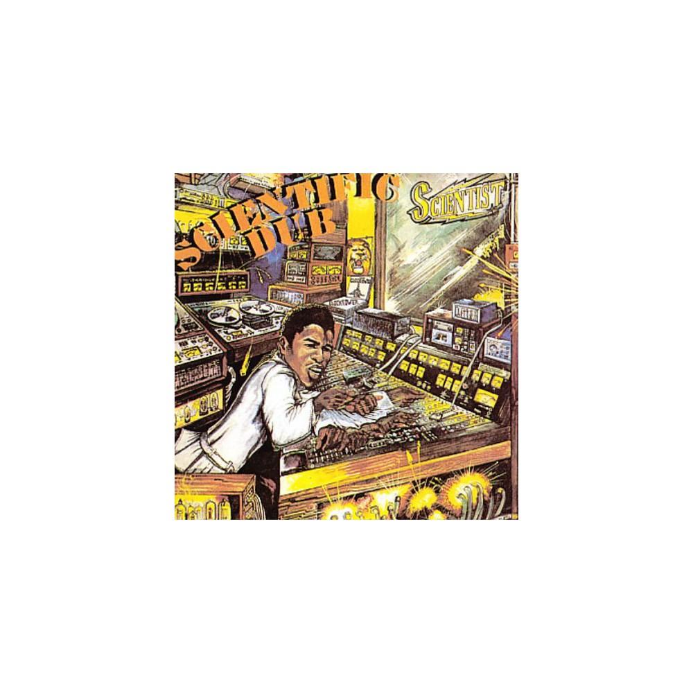 Scientist - Scientific Dub (CD)