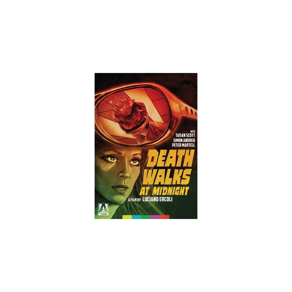 Death Walks At Midnight (Dvd)