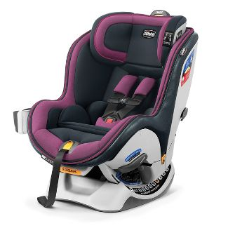 Chicco NextFit Zip Vivaci Convertible Car Seat - Vivaci