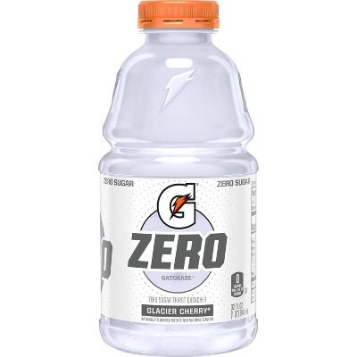 Gatorade G Zero Sugar Glacier Cherry Sports Drink - 32 fl oz Bottle