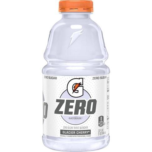 Gatorade G Zero Sugar Glacier Cherry Sports Drink - 32 fl oz Bottle - image 1 of 3