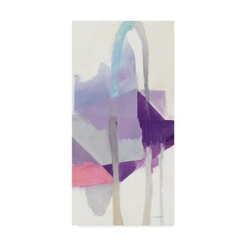 """Trademark Fine Art 16"""" x 32"""" Mike Schick 'Bypass I' Canvas Art - image 1 of 3"""