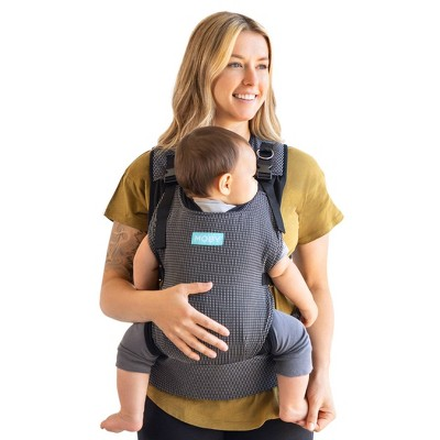 Moby Wrap Cloud Ultra-Light Hybrid Baby Carrier - High Rise
