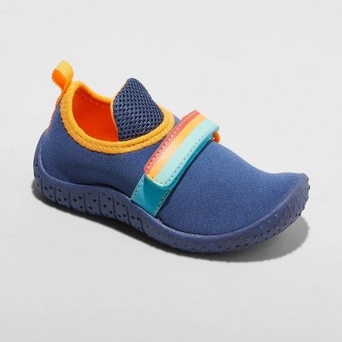 Toddler Boys' Francis Water Shoes - Cat & Jack™ Blue - image 1 of 3